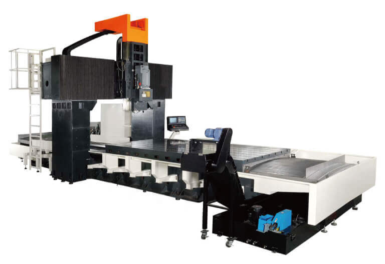 Double Column Machining Center Product Photo