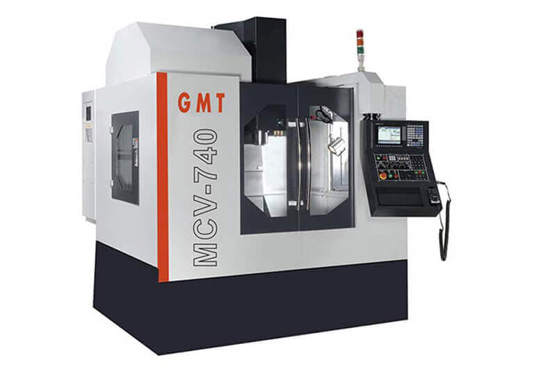Vertical CNC Machining Center Product Photo