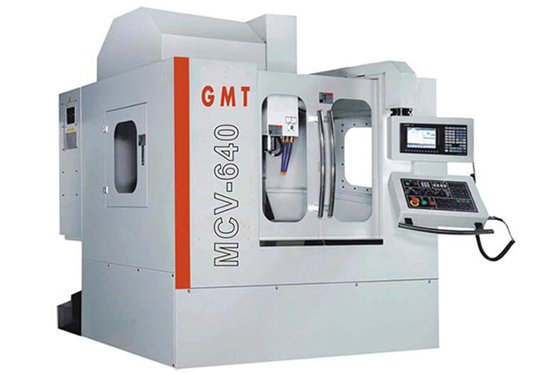 Vertical CNC Machining Center MCV 640, 740, 840 Product Photo