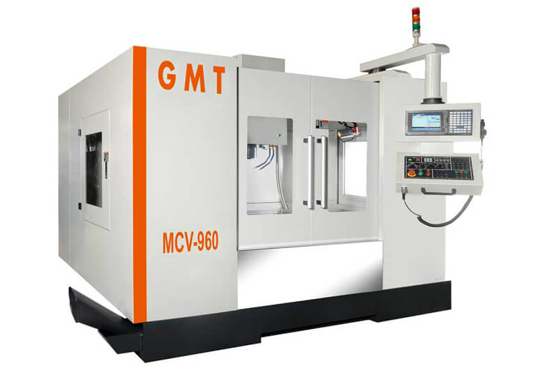 Vertical CNC Machining Center MCV 960, 1060 Product Photo